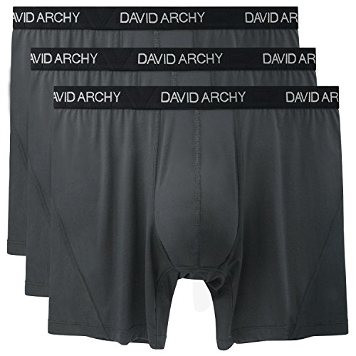 david-archy-3-pack-mens-ultra-fast-dry-performance-boxer-briefs-m-dark-gray