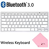 Boxcave Wireless Bluetooth 3.0 Slim Keyboard For Apple IPad 2 /iPad 3 / IPad 4 / IPad Mini / IPad Mini 2 / The... - B00EDI0WWG