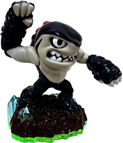 Skylanders Spyros Adventure LOOSE Mini Figure Terrafin Includes Card Online Code - 1