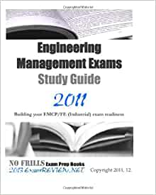 fe exam industrial engineering study guide