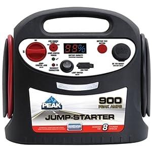 Peak (PKC0AZ) 900 Amp Jump Starter