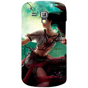 Samsung Galaxy S Duos 7582 Back Cover - Simple Designer Cases