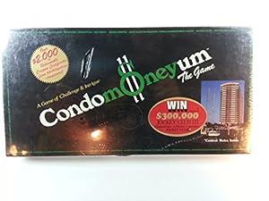 Condomoneyum The Game 1985