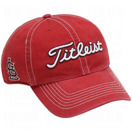 Buy 2008 St. Louis Cardinals MLB Titleist Baseball Hat Now ef7e50d94
