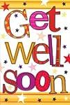 Get Well Soon - Get Well Card