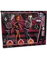 Monster High Purrsephone & Toralei & Meowlody Y7297