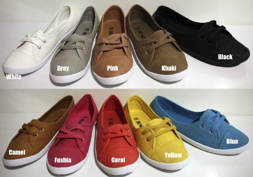 Bilder von Super Damen Sneaker Turnschuhe Freizeit Schuhe 3955B