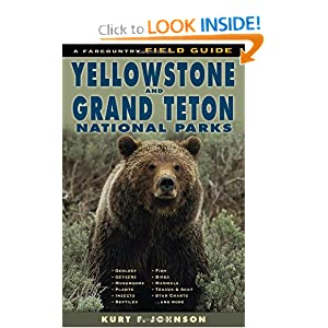 A Field Guide to Yellowstone and Grand Teton National Parks by Kurt F. Johnson