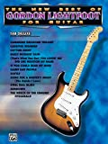 The New Best of Gordon Lightfoot for Guitar (Easy Tab Deluxe)