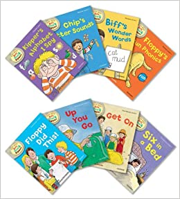 Buy Oxford Reading Tree Read With Biff, Chip, and Kipper: Level 1 ...