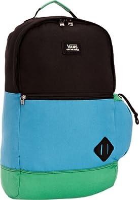 Vans Van Doren II, Unisex-Adults' Backpack, Simply Green, One Size