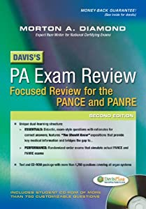 Davis's PA Exam Review: Focused Review for the PANCE and PANRE ebook downloads