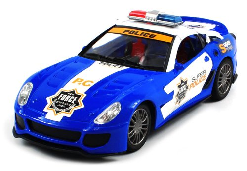 Review: Ferrari 599XX Electric RC Car Super Police Force 1:16 RTR (Colors May Vary)  Best Offer