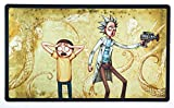 RnMvE Playmat by Inked Gaming / Inked Playmats / Perfect for MtG Pokemon & YuGiOh Magic the Gathering TCG Game Mat