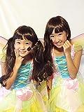 【Dream-studio】妖精 子供 衣装 コスプレ 仮装 ハロウィン 女の子 各サイズ (M(110~125㎝))