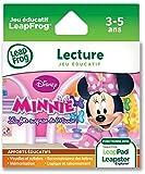 Leapfrog - 89031 - Jeu Educatif Electronique - LeapPad / LeapPad 2 /Leapster Explorer Jeu - Minnie Mouse