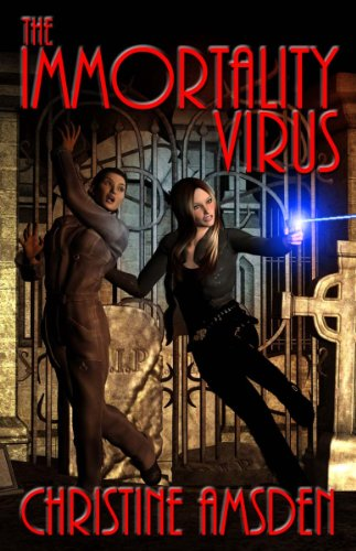 The Immortality Virus cover