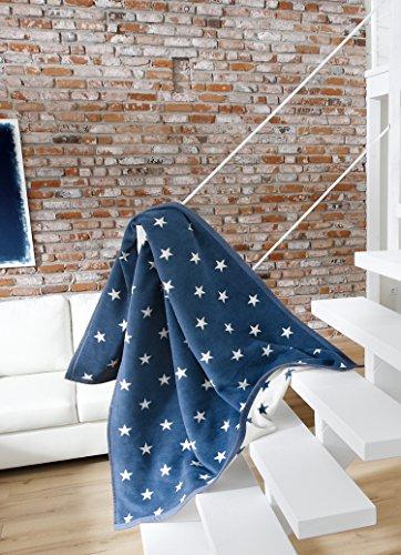 Bocasa Biederlack Montana Orion manta de algodón