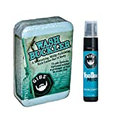 Gibs Double Play Duo - Wash Buckler Bar of Booty 6oz and VooDoo Prince Beard Oil 1 fl oz