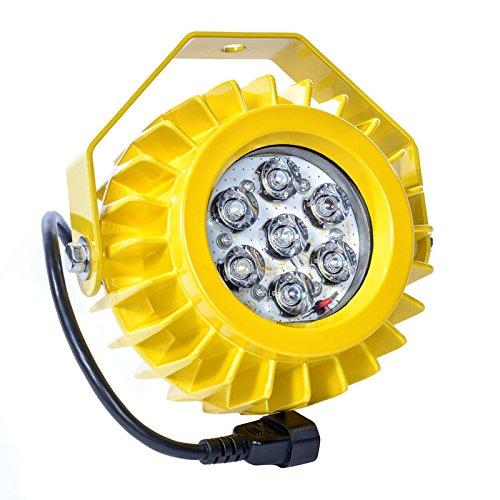 IRONguard 60-5407 Heavy Duty LED Dock Light, Head Only, Energy Efficient
