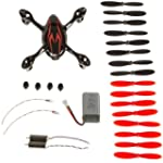 The Hubsan X4 H107C Quadcopter Black/...