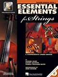 Essential Elements for Strings - Book 1 with EEi: Teachers Manual