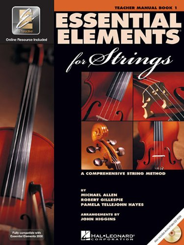 Essential Elements for Strings - Book 1 with EEi:...
