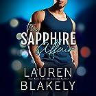 The Sapphire Affair: A Jewel Novel, Book 1 Audiobook by Lauren Blakely Narrated by Sebastian York