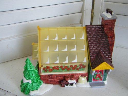 54020 Department 56 Dept Snow Village Greenhouse