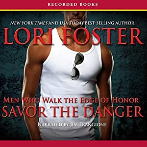 Savor the Danger Audiobook