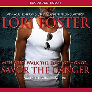 Savor the Danger Audiobook