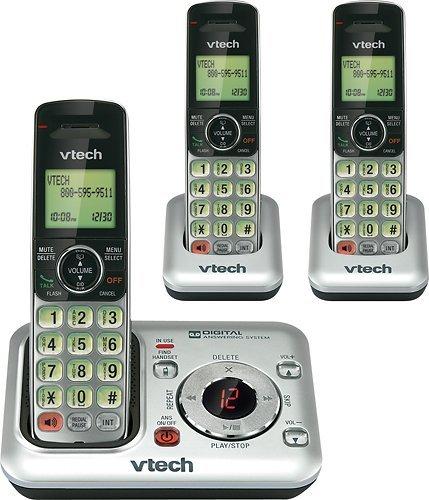 DECT 6.0 CORDLESS PHONE