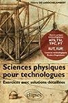 Sciences physiques pour technologues...
