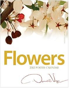 Flowers 2012 Poster Calendar
