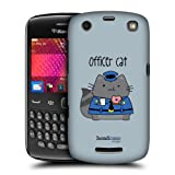 Head Case The Officer Wilbur The Professional Case For Blackberry Curve 9360