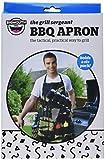 BigMouth Inc The Grill Sergeant BBQ Apron