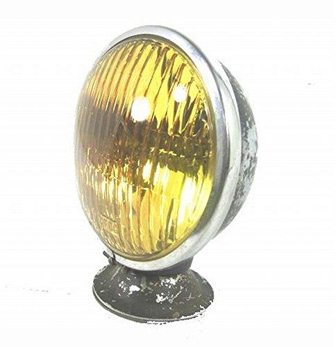 ヴィンテージ USED USA製 イエロー レンズ フォグ ランプ【並行輸入品】