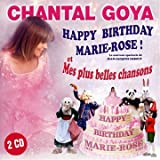Happy Birthday Marie Rose ! - Mes Plus Belles Chansons