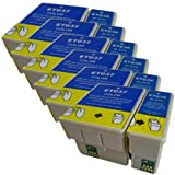 12 CiberDirect Compatible Ink Cartridges for use with Epson Stylus C42 UX Printers.