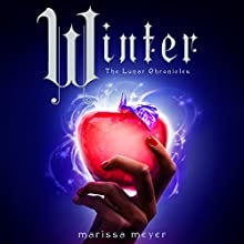 Winter Audiobook by Marissa Meyer Narrated by Rebecca Soler