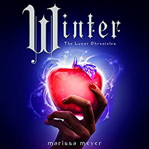 Winter (       UNABRIDGED) by Marissa Meyer Narrated by Rebecca Soler