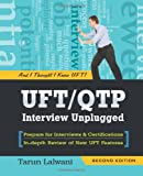 UFT/QTP Interview Unplugged: And I thought I knew UFT!