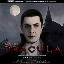 Dracula Audiobook by Bram Stoker Narrated by David McCallion
