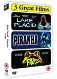 Lake Placid/Piranha/Frogs [DVD]