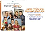 51zGWEAk1DL. SL160  Modern Family: The Complete First Season (Limited Blu ray Edition with Bonus Disc) [Blu ray]