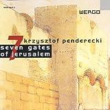 echange, troc Kazimierz Kord - Penderecki : Sept portes de Jerusalem
