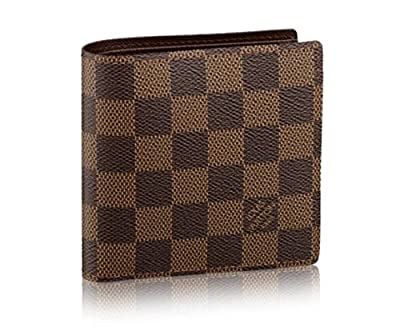 LOUIS VUITTON(ルイ・ヴィトン) N61675 ダミエ ポルトフォイユマルコ メンズ2つ折財布 [並行輸入品]