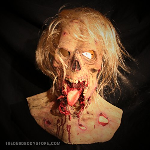 Handmade-Limited-Edition-Latex-Zombie-Mask