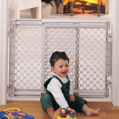 North States Wide Stairway Baby/Pet Gate