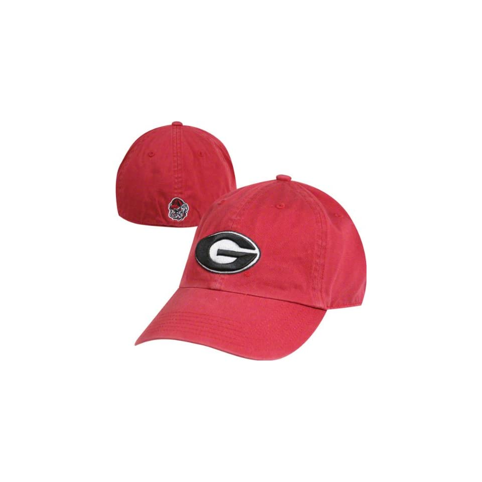 65fa4e99ab7 Georgia Bulldogs Relaxed Fit Franchise Sized Cap by 47 Brand on ...